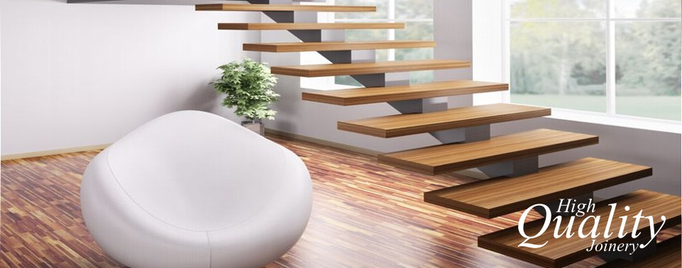 Wooden Stairs & Staircases